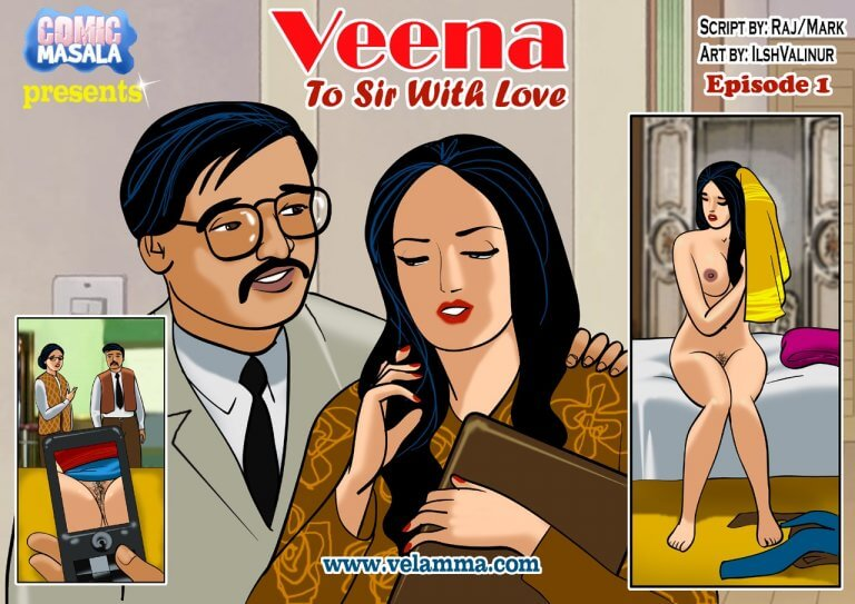 Veena - Episode 1 - To Sir With Love - Panel 000