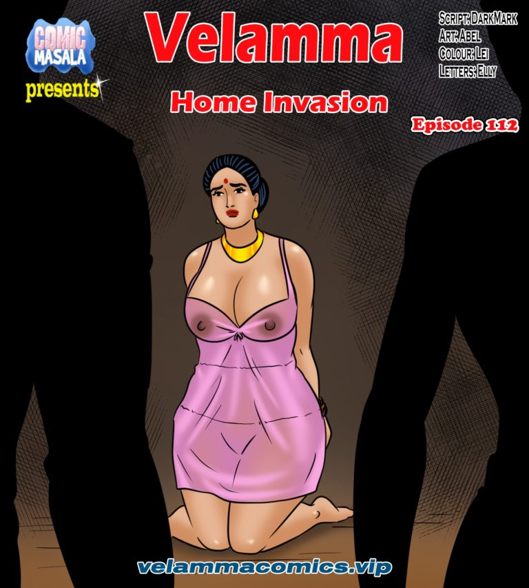 Velamma - Episode 112 - Home Invasion - Page 000