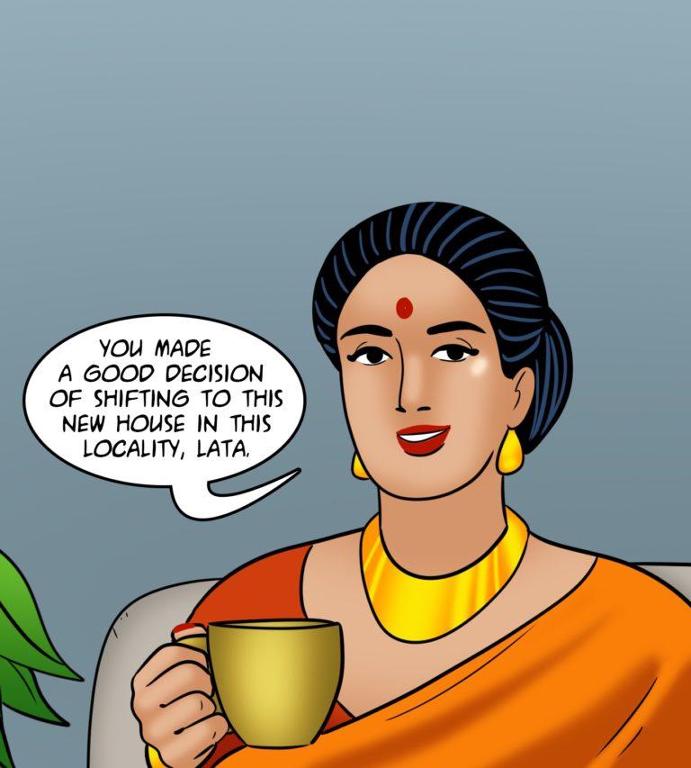 Velamma - Episode 111 - Page 003