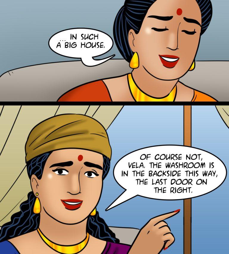 Velamma - Episode 111 - Page 009
